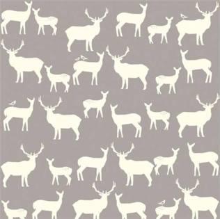 grey deer